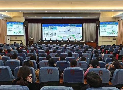 通辽渭康医院成功举办消化病学术讲座
