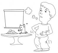 胃肠病的早期信号